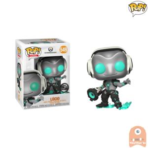 POP! Games Lucio Robot #549 Overwatch Exclusive