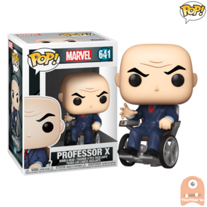 POP! Marvel Professor X #641 X-Men 2000 - 20TH Anniversary