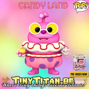 Funko POP! Retro Toys Candy Land - Jolly - Pre-Order
