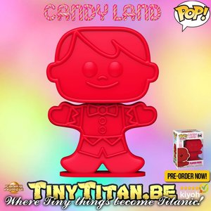 Funko POP! Retro Toys Candy Land - Player Game Piece - Pre-Order