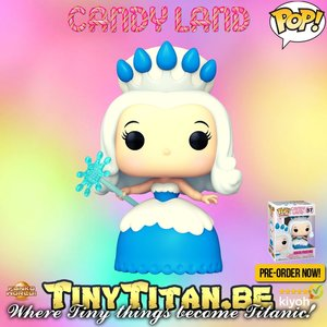 Funko POP! Retro Toys Candy Land - Queen Frostine - Pre-Order
