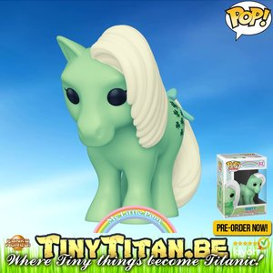 Funko POP! Retro Toys My Little Pony - Minty Shamrock - Pre-Order