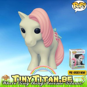 Funko POP! Retro Toys My Little Pony - Snuzzle - Pre-Order