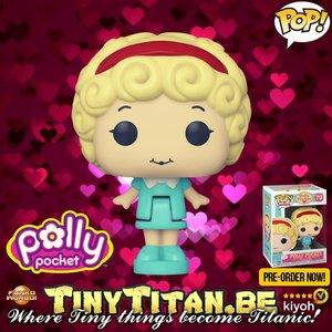 Funko POP! Retro Toys Polly Pocket - Pre-Order