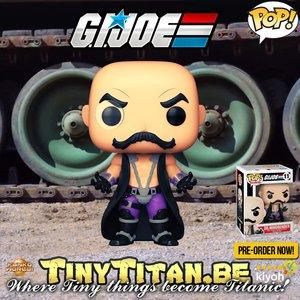 Funko POP! Retro Toys GI Joe - Dr. Mindbender - Pre-Order
