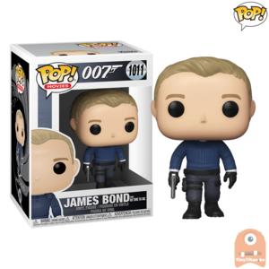 POP! Movies James Bond #1011 James Bond No Time To Die