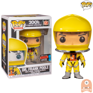 POP! Movies Dr. Frank Poole #823 2001: A space Odyssey NYCC Exclusive