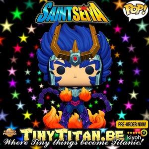 Funko POP! Phoenix Ikki - Saint Seiya Pre-Order