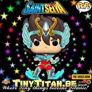Funko POP! Pegasus Seiya - Saint Seiya Pre-Order