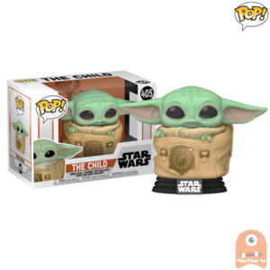 POP! Star Wars The Child in Bag #405 The Mandalorian