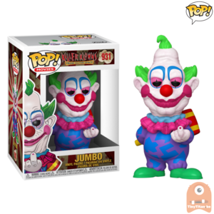 POP! Movies Jumbo #931 Killer klowns From Outer Space