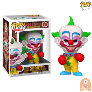 POP! Movies Shorty #932 Killer klowns From Outer Space