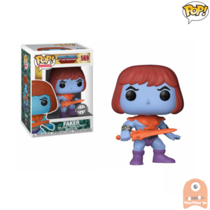 POP! TV Faker #569 Masters of The Universe - Exclusive