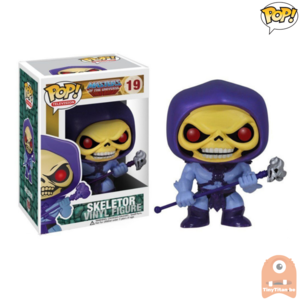 POP! TV Skeletor #19 Masters of The Universe - Vaulted