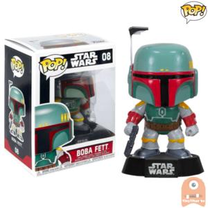 POP! Star Wars Boba Fett #08 Black Box