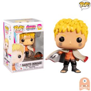 POP! Animation Naruto Hokage #724 Boruto - Naruto Next Gen. Exclusive