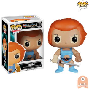 POP! Television Lion-O #102 - ThunderCats Vaulted