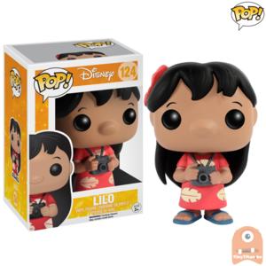 POP! Disney Lilo #124 Lilo & Stitch