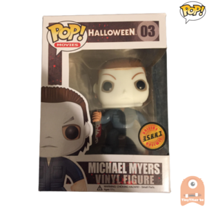 POP! Movies Michael Myers GITD Chase #03 Halloween Exclusive