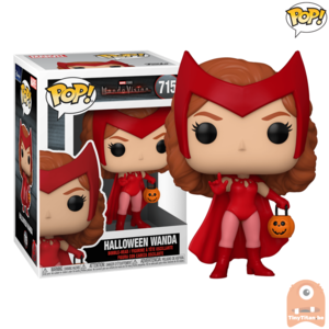 POP! Marvel Wanda Halloween #715 Wanda Vision