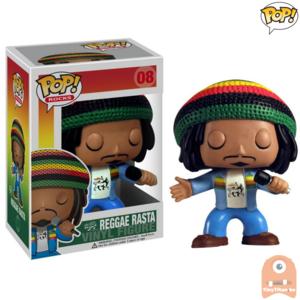 POP! Rocks Reggae Rasta #08 Vaulted