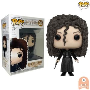 POP! Harry Potter bellatrix Lestrange #35 (White Box)