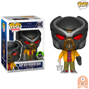 POP! Movies Rory With Predator Mask #618 Exclusive