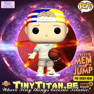 Funko POP! Billy Hoyle - white Men Can't Jump Pre-Order