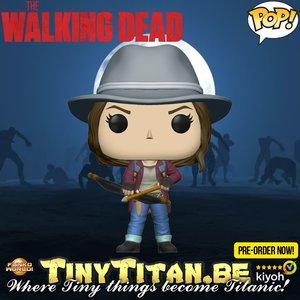 Funko POP! Maggie w/ Bow - The Walking Dead Pre-order