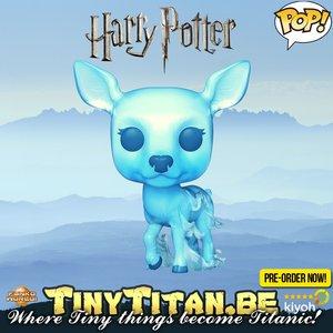 Funko POP! Patronus Snape - Harry Potter Pre-order