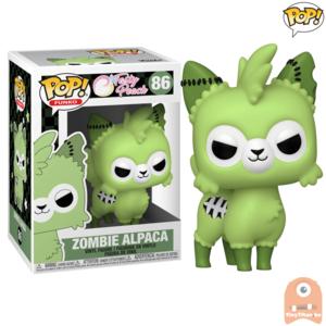 POP! Funko Zombie Alpaca #86 Tasty Peach