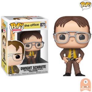 POP! Television Dwight Schrute #871 The Office