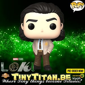 Funko POP! Loki - Marvel Loki Pre-order