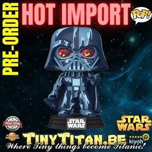 Funko POP! Retro Darth Vader - Star Wars Exclusive Pre-order