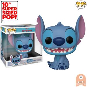 POP! Disney Stitch Super Sized 10 INCH #1046 Lilo & Stitch