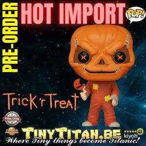 Funko POP! Sam - Trick 'n Treat Exclusive Pre-order