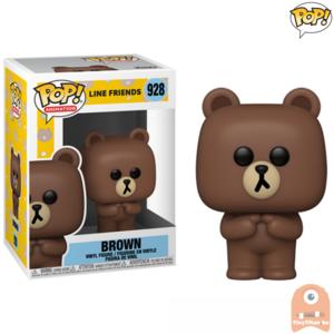 POP! Animation Brown #928 Line Friends
