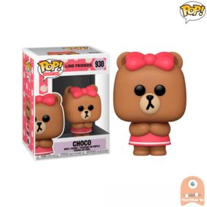 POP! Animation Choco #930 Line Friends