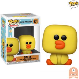 POP! Animation Sally #931 Line Friends