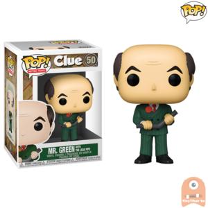 POP! Retro Toys Mr. Green w/ The Lead Pipe #50 Clue / Cluedo