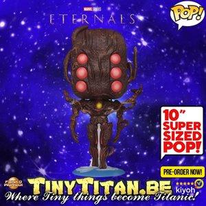 Funko POP Arishem 10 INCH - Marvel The Eternals Pre-order