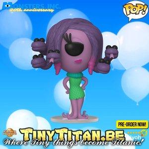 Funko POP Cella - Disney/Pixar Monsters Inc. 20 Years  Pre-order