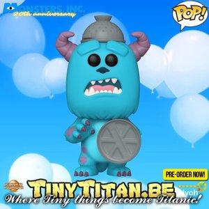 Funko POP Sulley w/ Lid - Disney/Pixar Monsters Inc. 20 Years  Pre-order
