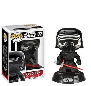 POP! Star Wars Kylo Ren #77 (Hoodless) - Vaulted