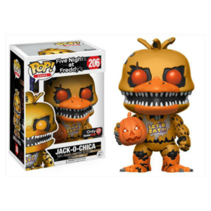 Games Jack-O-Chica #206 Five Nights at Freddy's FNAF