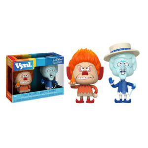 Vynl. Heat Miser + Snow Miser The Year Without Santa Claus