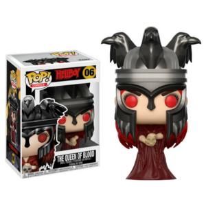 Comics The Queen of Blood #06 Hellboy