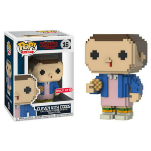8-Bit Eleven with Eggos #16 Stranger Things