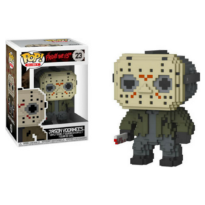 8-Bit Jason Voorhees #23 Friday the 13th