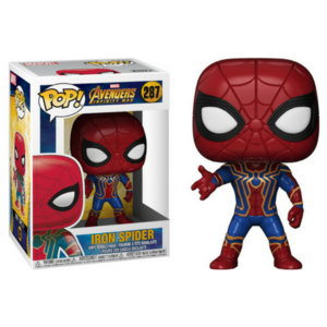 Marvel Iron Spider #287 Avengers Infinity War